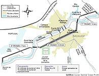 Ordenación hidrológica ambiental del río Guadiana