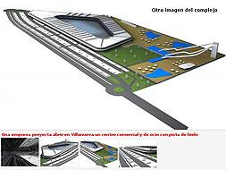 Proyecto del Centro de Ocio en Villanueva